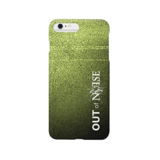 OUTofNOISE -嫉妬/YELLOW- Smartphone cases