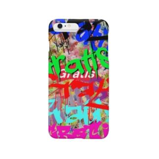 ペンキアート Smartphone cases