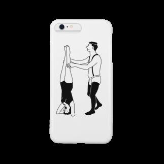 illustrator / pon!taichi  のアブノーマル・ジェントルメン Smartphone cases