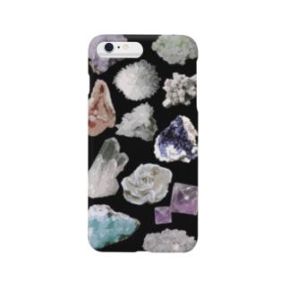 鉱物標本 Smartphone cases