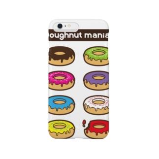 ドーナツマニア!!!よりどりみどり Smartphone cases