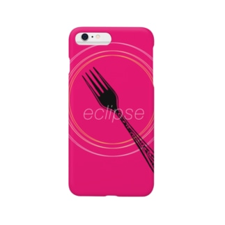 eclipse     pink Smartphone cases