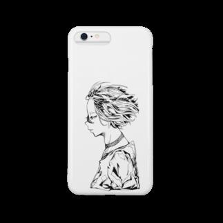 雨涙透目@K2.pngの風 Smartphone cases