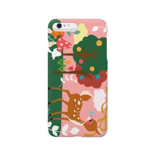森の王子様 Smartphone cases