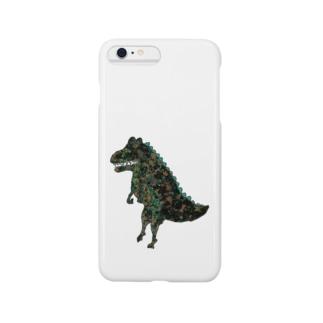 こわいきょうりゅう Smartphone cases
