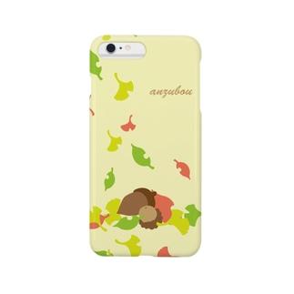anzubouの秋 Smartphone cases