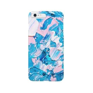 春の海 Smartphone cases