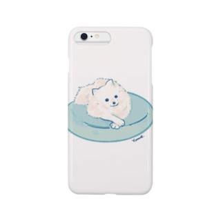 ぽめ Smartphone cases