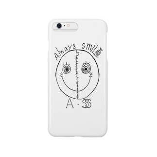 always smile Smartphone cases