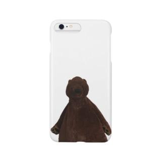 クーたろくん Smartphone cases