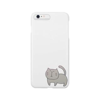 みぃの白猫ちゃん Smartphone cases