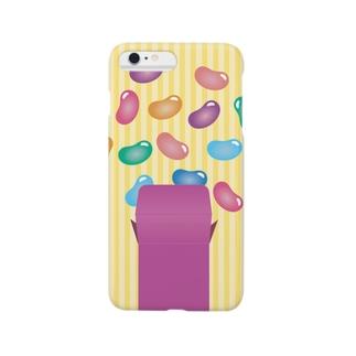じぇりーびーーんず Smartphone cases