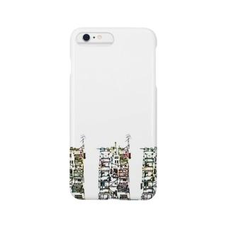 色ビル Smartphone cases