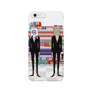 supermarket angels Smartphone cases