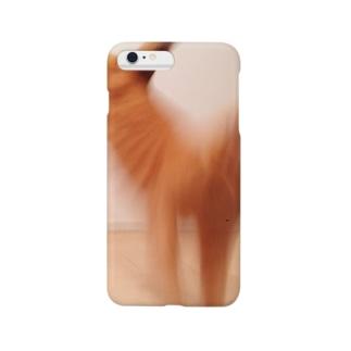 アグレッシブねこ Smartphone cases