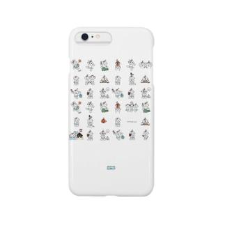 LINEスタンプ発売記念 Smartphone cases