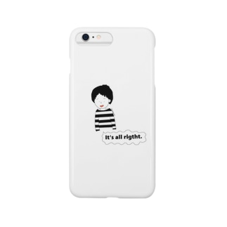 It's all right. Smartphone cases