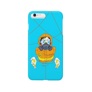 behind the mask Smartphone cases