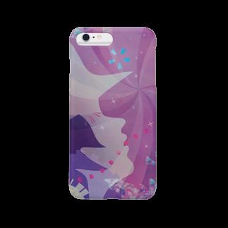 6wk2の夜空に願いを(男性Ver.) Smartphone cases