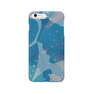 6wk2の夜空に願いを(女性Ver.) Smartphone cases