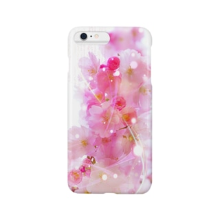 ♡Cherry Pink♡ Smartphone cases