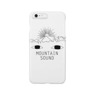 MOUNTAIN SOUND スマートフォンケース