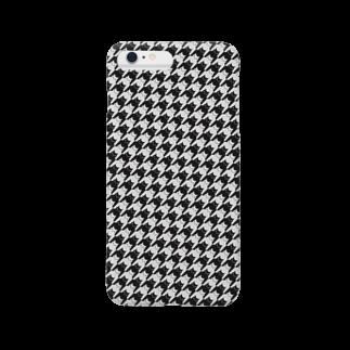 なないろLab.の猫千鳥 Smartphone cases
