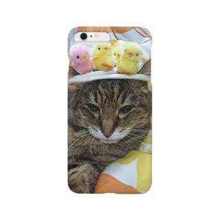 家族ひとりひっとりクゥさん Smartphone cases