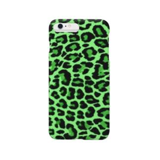 グリーンよりな。 Smartphone cases
