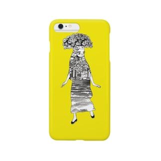フラワー族 Smartphone cases