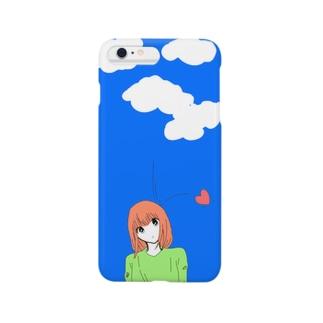 青空から恋の音 Smartphone cases