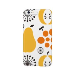 昭和の台所スマフォケース  [その壱](黄) Smartphone cases