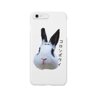 コロンボウイバージョン Smartphone cases