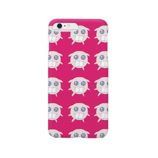出っ歯 Smartphone cases