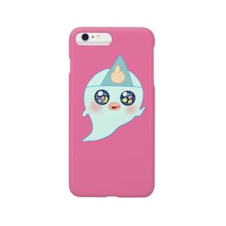 守護霊 Smartphone cases