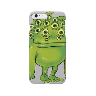 green monster Smartphone cases