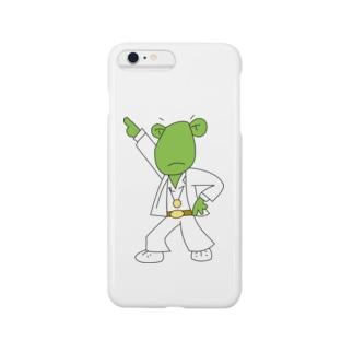 DISCO FROGBERT Smartphone cases