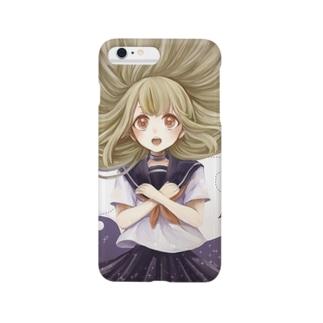 着飾った女の子 Smartphone cases