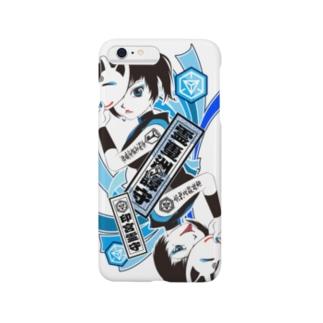 """""""霊璽洲譚守"""" Resistance Smartphone cases"""
