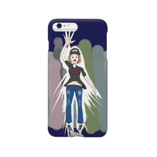 the band girl Smartphone cases