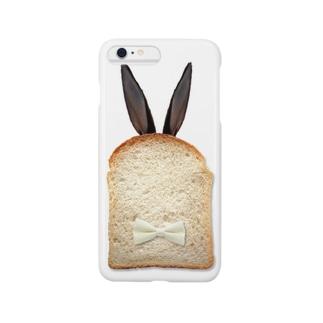 ぱん Smartphone cases