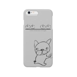 アップルいただき! Smartphone cases