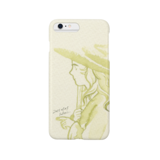 ✪の修行中の少女 Smartphone cases