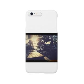 ベンチタイム Smartphone cases