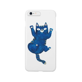 Tabby Cat Smartphone cases