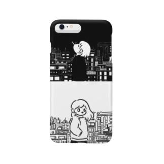 昼夜 Smartphone cases