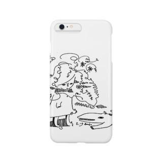 一枚のお話1 Smartphone cases