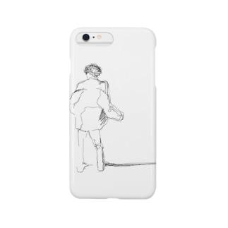 おとずれ Smartphone cases