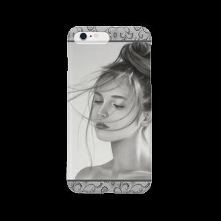 美流乃~Milno~のKissed by The Wind  Smartphone cases