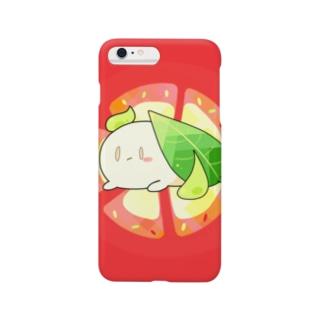 モッツアレラ Smartphone cases